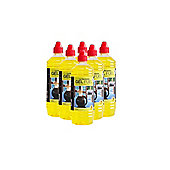 Gel Fuel - 6 pack of 1 Litre