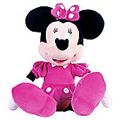 "Disney Junior 17"" Minnie Mouse Bowtique Soft Toy"