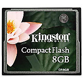 Kingston 8 GB CompactFlash Memory Card