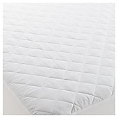 Tesco Anti Bacterial Mattress Protector, Double
