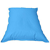 ValuFurniture Large Slab Light Blue Bean Bag