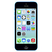 Apple iPhone 5c 8GB Blue - Tesco Mobile