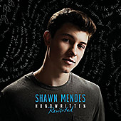 Shawn Mendes Handwritten CD