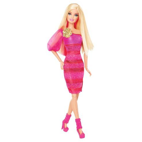 Barbie Fashionista Barbie Pink Doll