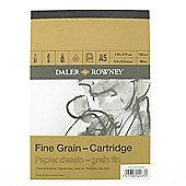 DR Fine Grain Cartridge Pad A5 160G