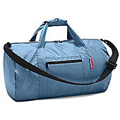 Reisenthel Mini Maxi Foldup Duffle Bag in Indigo Blue AM4008