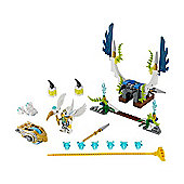 Lego Legends Of Chima Sky Launch - 70139