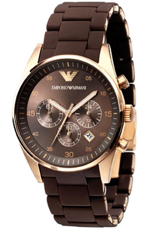 Emporio Armani Chrono Watch AR5890