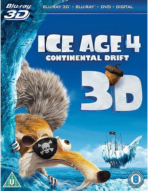 Ice Age 4 3D