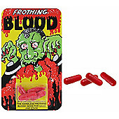 Blood Capsules of Novelty Joke Gag Tricks - Miscallaneous