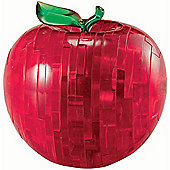 Funtime 3D Crystal Jigsaw Puzzle - Red Apple