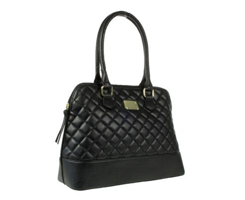 Barratts Quilted Effect Shoulder Bags