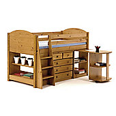 Verona Mid Sleeper Set 1 Antique