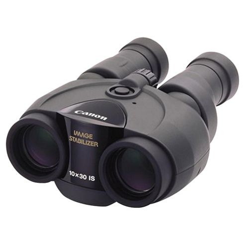 DS - Canon 10 x 30 IS Rubber Coated Binoculars