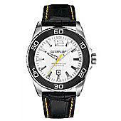 CAT Manhattan Mens Date Display Watch - S6.141.34.222