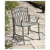 Verailles Garden Chair, Washed Grey