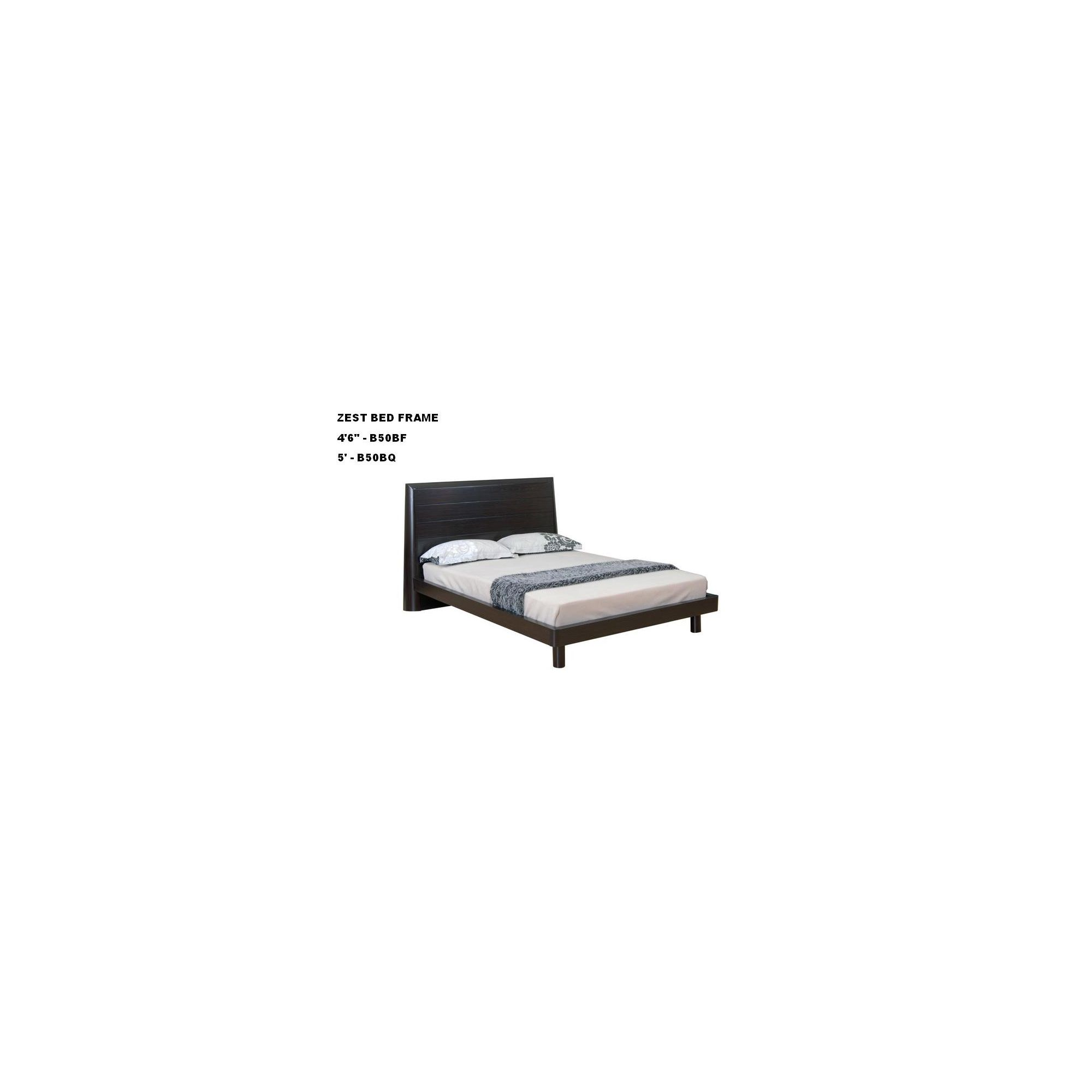 Central Furniture Distribution Zest Bed - Double at Tesco Direct