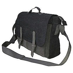 Tesco Messenger Bag - Grey