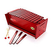 Percussion Plus PP027 Bass Diatonic Xylophone