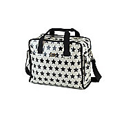 Caboodle Fun & Funky Changing Bag (Black Stars)