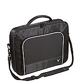 V7 Professional Frontloader 17 inch Laptop Case (Black)