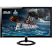 Asus VX248H 24 Full HD LED LCD Monitor Resolution 1920 x 1080 Full HD Contrast Ratio 80000000:1 1ms Response Time Aspect Ratio 16:9 Speakers