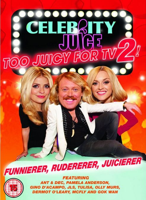 Celebrity Juice - Too Juicy For Tv 2 (DVD)