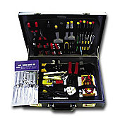 78-Piece Tool Kit with UK Soldering Iron
