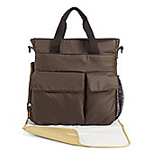 Mothercare Shoulder Changing Bag - Khaki