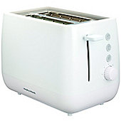 Morphy Richards 221003 Chroma 2 Slice Toaster 1000W - White