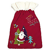 Mamas  Papas Supersize Sack Traditional Xmas