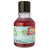 ELC Pink Glitter Ready Mix Paint 150ml