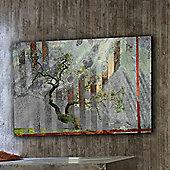 Parvez Taj Tranquility Wall Art - 76 cm H x 114 cm W x 5 cm D