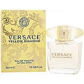Versace Yellow Diamond Eau de Toilette (EDT) 30ml Spray For Women