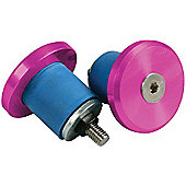 Madd Gear BAMF Bar Ends - Pink