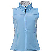 Regatta Women's Flux Softshell Bodywarmer-16-Navy/ Navy