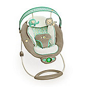 Bright Starts Ingenuity Whimsical Wonders Gentle Automatic Bouncer