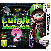 Luigi's Mansion Dark Moon 3DS
