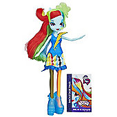 My Little Pony Equestria Girls Doll - Rainbow Rocks Rainbow Dash
