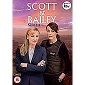 Scott & Bailey - Series 4 DVD