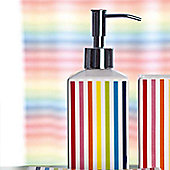 Sorema Shine Soap Dispenser in Multicolour (Set of 2)