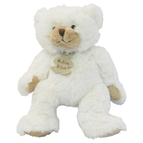 Historie D'ours Soft Bear, 25cm Ivory