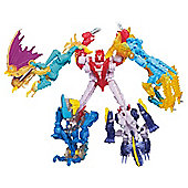 Transformers Predacon Combiner