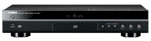 YAMAHA BDS473 NETWORKED 3D READY BLU-RAY/DVD PLAYER