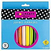 Go Create Jumbo Markers 12pk