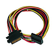 SATA Power Extension Cable R/A