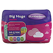 Slumberdown Big Hugs 10.5 Tog Single Duvet