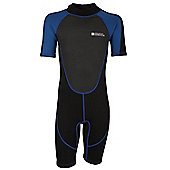 Mountain Warehouse Kids Shorty Wetsuit - Turquoise