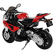 BMW Electric Motorbike - 12V Battery - Red