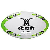 Gilbert Vx300 Trainer Rugby Ball - White